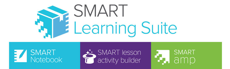 Novo: SMART Learning Suite!